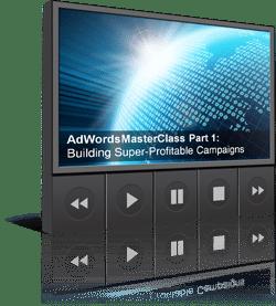 AdWords MasterClass - Part 1
