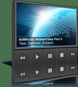 AdWords Masterclass Part II: Test. Optimise. Expand