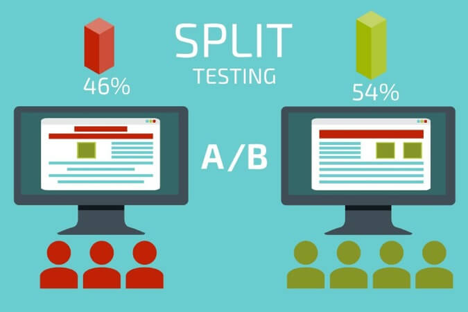Testing for getting leads with marketing automation