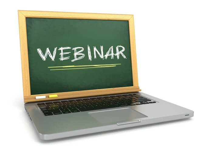 Webinars for getting leads with marketing automation