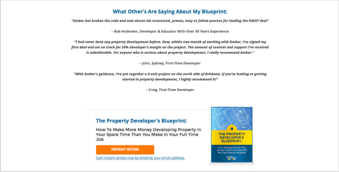 17 killer landing page examples to swipe and deploy marketing results property development system 3 landing page example malvernweather Image collections