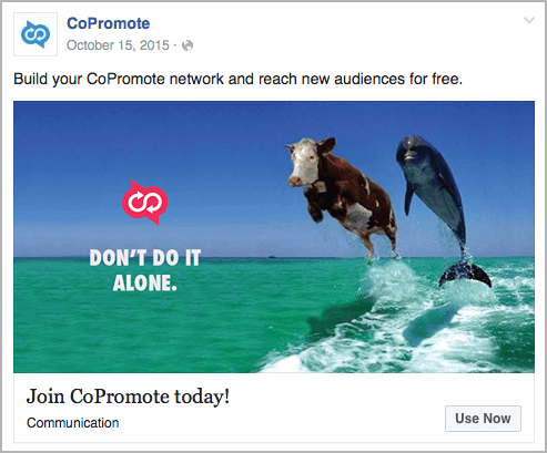 CoPromote - best facebook ads